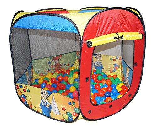 500 st ck bunte b lle f r kinder babys und tiere 55mm durchmesser kinder ab 0 beliebte. Black Bedroom Furniture Sets. Home Design Ideas