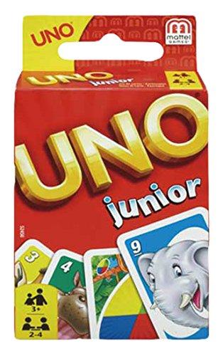 Spielanleitung Uno Junior