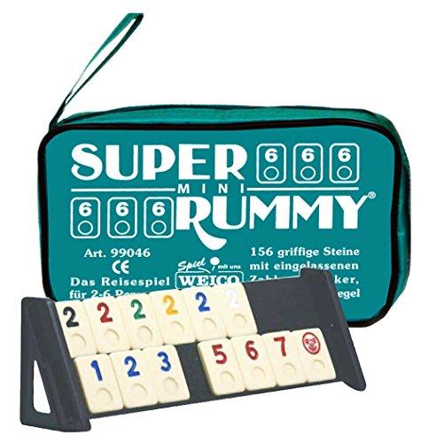 Super Rummy Spielanleitung