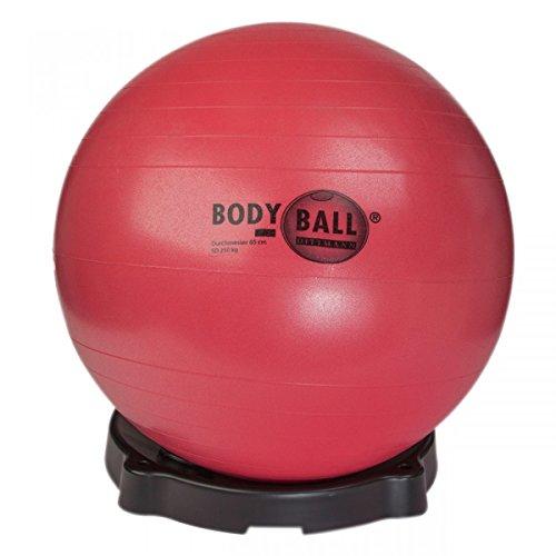 Dick anti burst gymnastikball inkl ballpumpe von 45cm 55cm 65cm 75cm 85cm trideer robuster - Gymnastikball buro ...