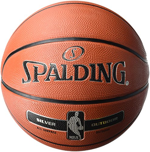 Uhlsport NBA Silver Basketball Size 7 Fitness Outdoor