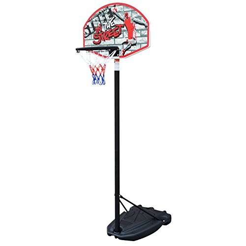 190cm basketballkorb mobil basketballst nder f r kinder in outdoor und indoor 140 beliebte. Black Bedroom Furniture Sets. Home Design Ideas
