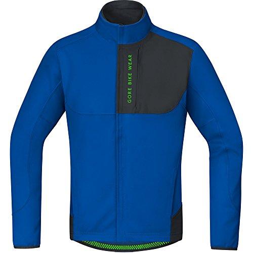 Gore Bike Wear Herren Lange Warme Soft Shell Fahrrad Hose
