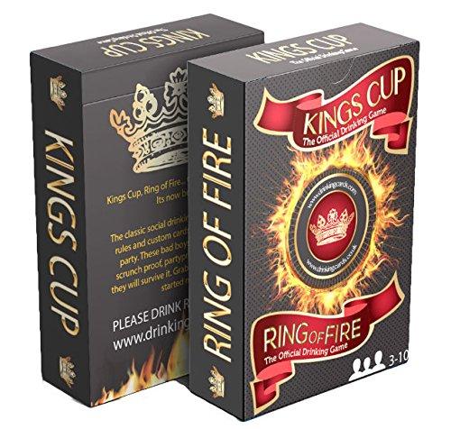 Ring Of Fire Trinkspiel Regeln