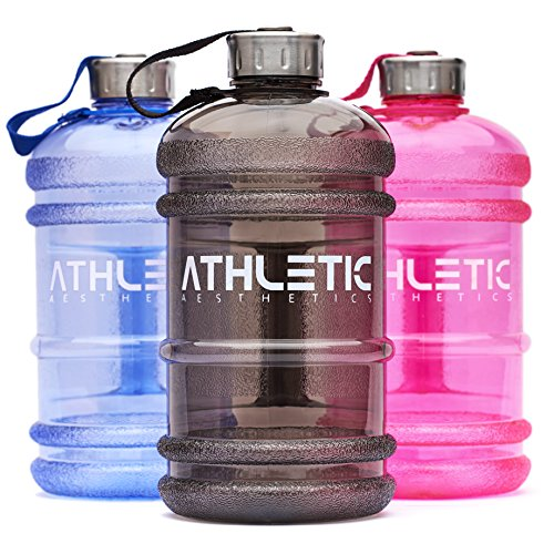 waterjug water bottle blau sport trinkflasche wasserflasche gym bottle athletic. Black Bedroom Furniture Sets. Home Design Ideas