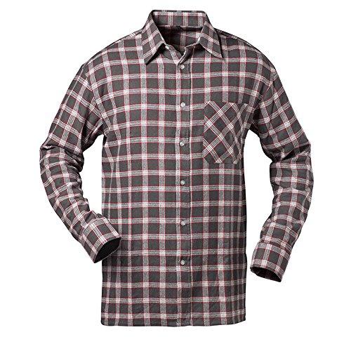 flanellhemd gewebt extralang rot sw gr e xl farbe rot beliebte sportarten. Black Bedroom Furniture Sets. Home Design Ideas
