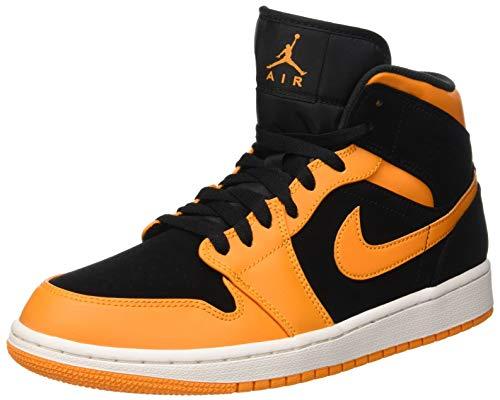 purchase cheap 5abdf 6179a NIKE Herren Air Jordan 1 Mid Basketballschuhe